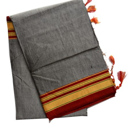 Ilkal Cotton Plain Sarees