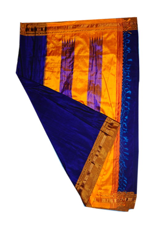 Silk by Cotton Saree