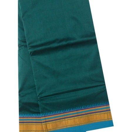 Ilkal Semi Silk Tope pallu Saree