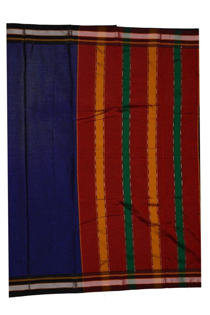 Guledgudda Cotton Khana With Patti Pallu Saree